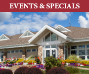 Cranberry Highlands Events  & Specials