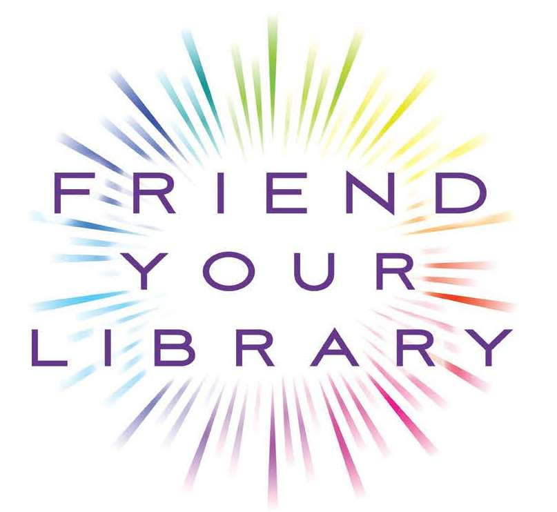 logo for Library Friends